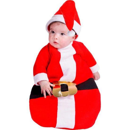 e14e2b2ba519f Déguisement noël bébé 0 à 6 mois - Achat   Vente déguisement ...