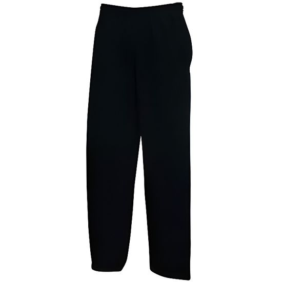 Fruit Pantalon Achat Noir Of The Homme Jogging De Loom qUUt8r