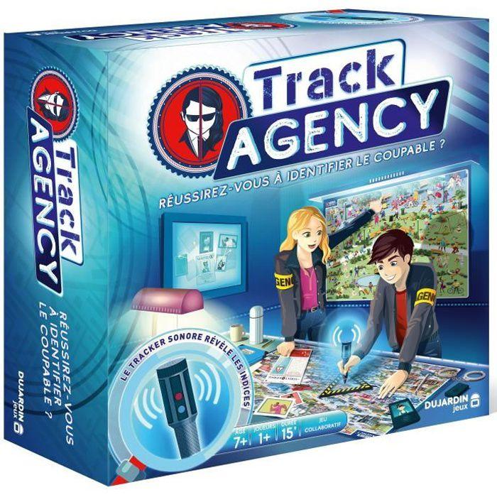 DUJARDIN Jeu d'action track agency