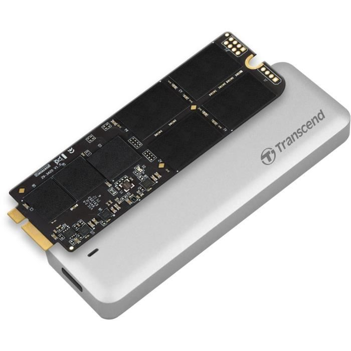 TRANSCEND Kit SSD de mise à niveau APPLE Macbook Pro JetDrive 725 - 480Go - Pour MacBook Pro 15