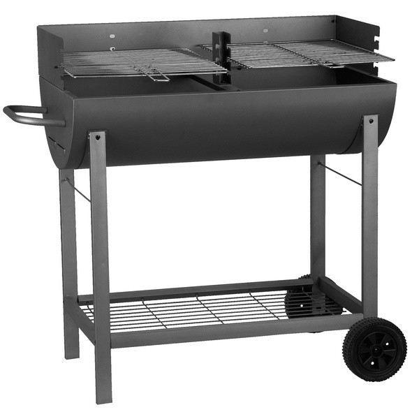 barbecue tonneau avec couvercle. Black Bedroom Furniture Sets. Home Design Ideas