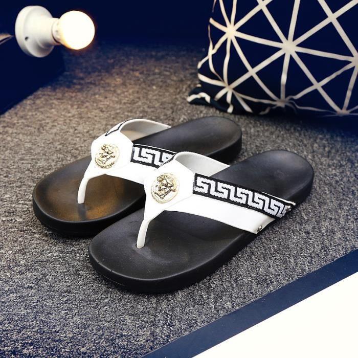 Les jeunes sandalettes imperméables de Respirant hommes