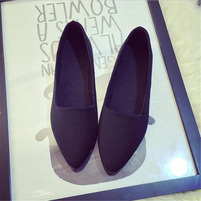 Plus Grande Femmes Taille Couleur De Nouvelle Luxe De Moccasin Moccasins Respirant Classique Chaussure Marque De d'été arrivee 7wanqfZ
