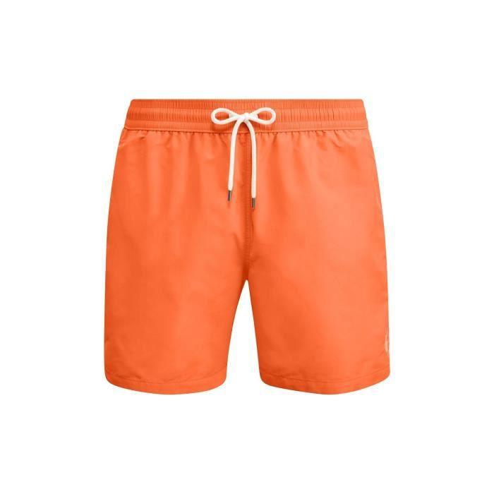 RALPH LAUREN Maillot de bain orange - Achat   Vente maillot de bain ... 62dd8af9320