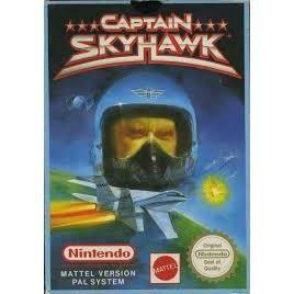 JEU CONSOLE RÉTRO jeu pour nintendo nes captain skyhawk