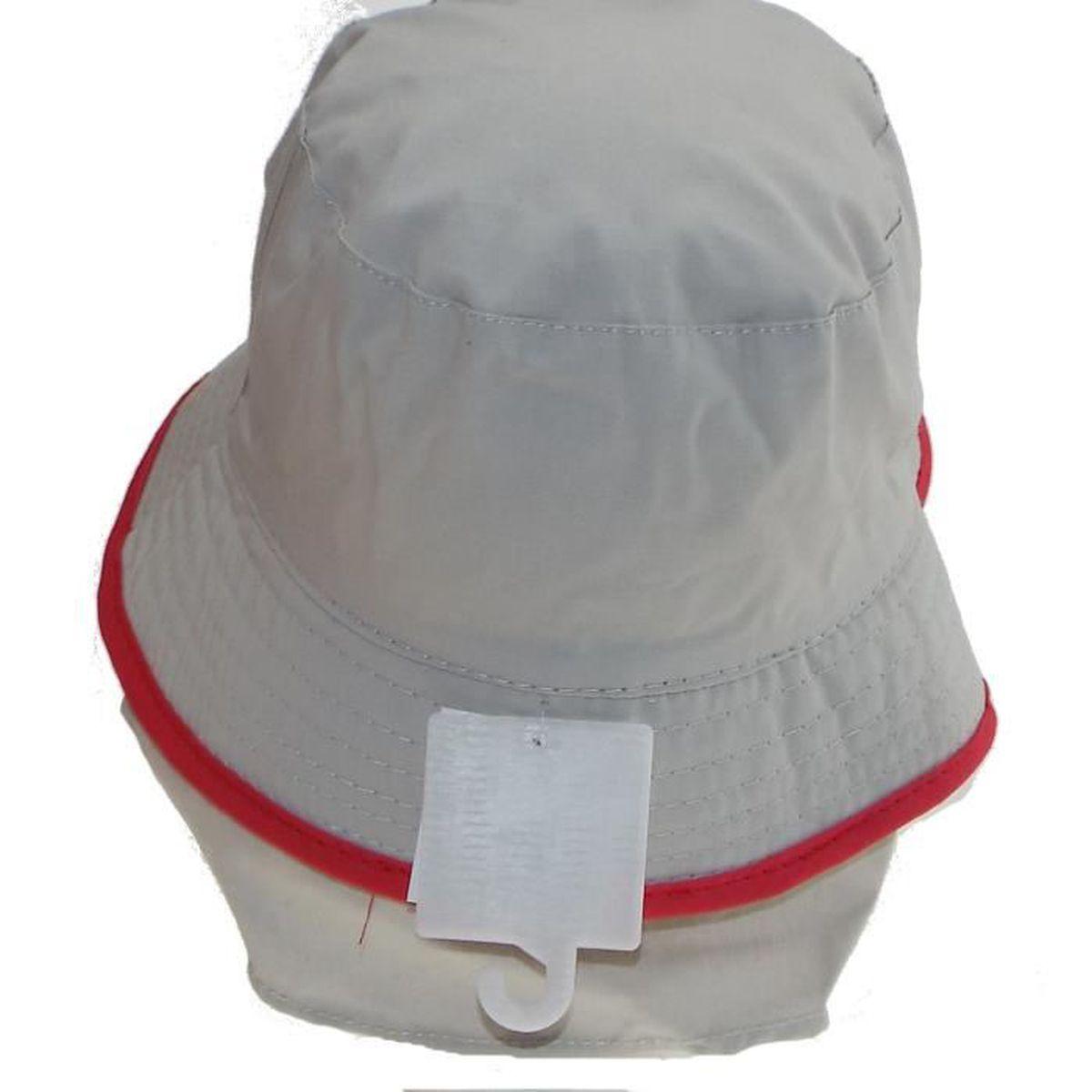 1 bob avec cache nuque - chapeau - enfant - mixte - taille 53 - n°3 - 100%  coton. - Achat   Vente chapeau - bob 2009376963078 - Soldes  dès le 9  janvier ! aacd1807cba