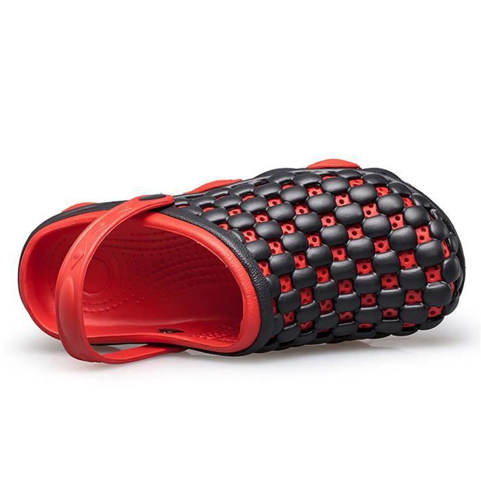 Ete Hommes Unisex Casual Plage Pantoufles Pied Respirante Chaussures... qoYC1I7DTu