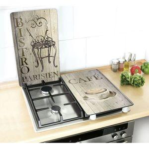 protege plaque de cuisson achat vente protege plaque de cuisson pas cher soldes d s le 10. Black Bedroom Furniture Sets. Home Design Ideas