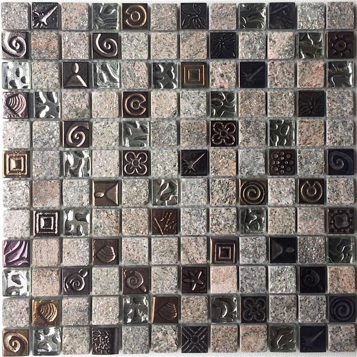 Mosaique Pierre Quartz Sol Et Mur Douche Et Salle De Bain Mp Stacka