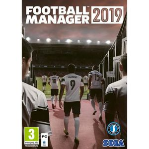 JEU PC Football Manager 2019 Jeu PC