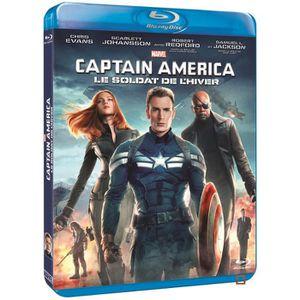 BLU-RAY FILM Blu-Ray Captain America 2 : Le soldat de l'hiver -