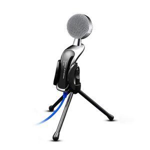 MICROPHONE - ACCESSOIRE Ordinateur, enregistrement, microphone, créatif, c