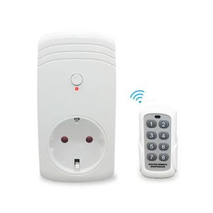 PRISE Prise Electrique Telecommande 1 Prise + 1 Commande
