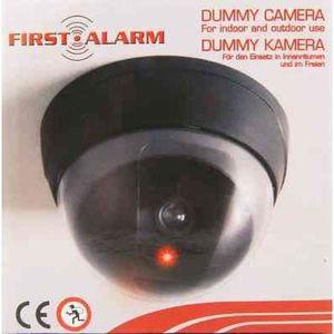 CAMÉRA FACTICE Caméra Dôme Factice avec led rouge clignotante