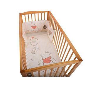 parure de lit bebe winnie pas cher. Black Bedroom Furniture Sets. Home Design Ideas