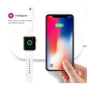 chargeur induction iphone x achat vente pas cher. Black Bedroom Furniture Sets. Home Design Ideas