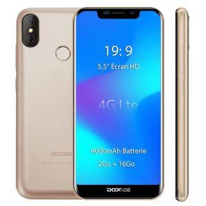 SMARTPHONE DOOGEE X70 Smartphone 5,5 pouces 19:9 4000mAh batt