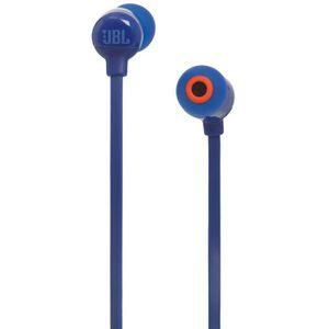 CASQUE - ÉCOUTEURS JBL T110BT - Ecouteurs intra Bluetooth - Bleu