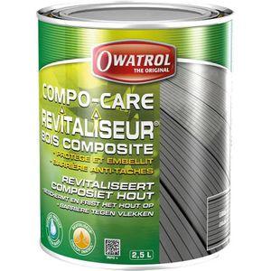 PEINTURE - VERNIS Revitaliseur bois exotiques COMPO-CARE OWATROL - 2
