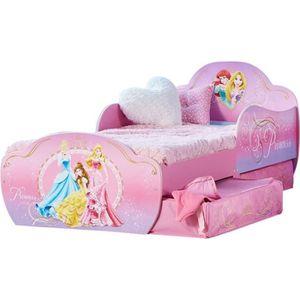 LIT GIGOGNE Lit Enfant avec rangement P'tit Bed Design Disney
