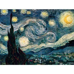 PUZZLE Puzzle La Nuit étoilée / Vincent Van Gogh 1500 pcs
