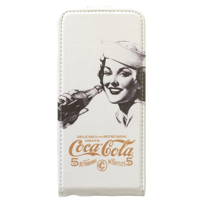 Coca-Cola Etui Golden Beauty pour iPhone 5