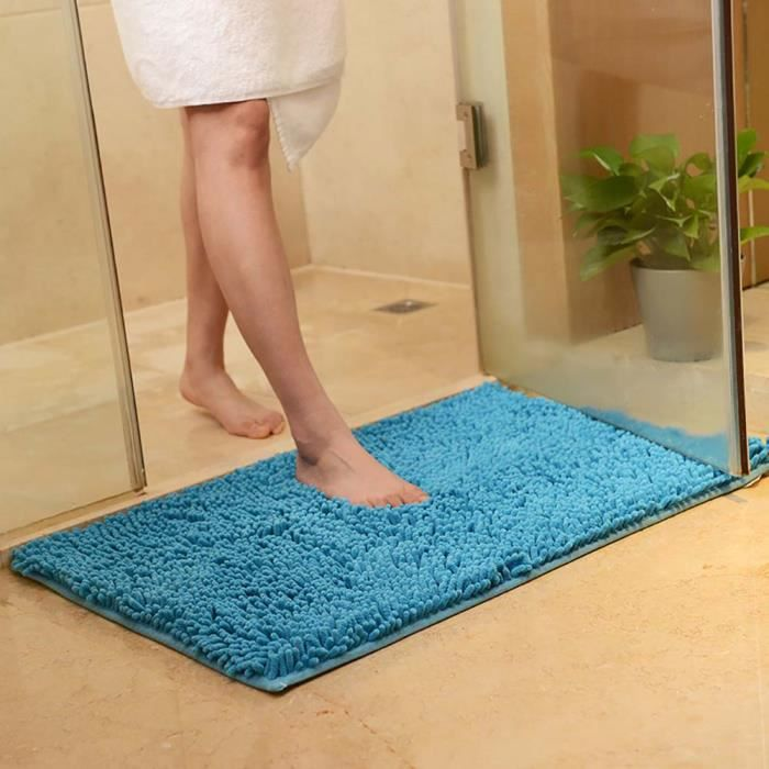 Tapis salle de bain pas cher