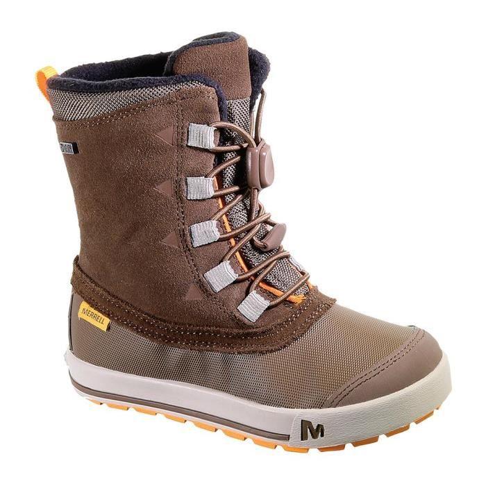 prix le moins cher prix de gros vente chaude réel Chaussures après-ski Merrel... - Prix pas cher - Cdiscount