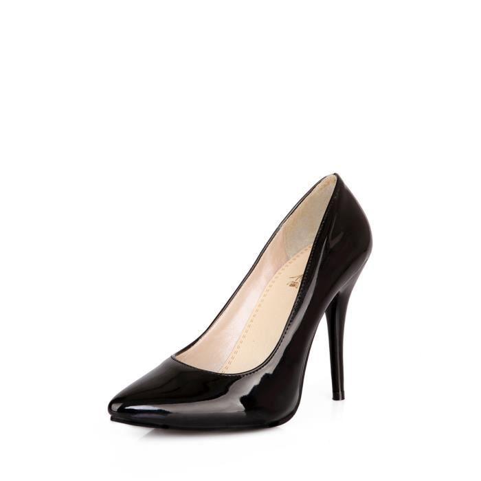 Les pompes des femmes OL Solide Style Multi Color Chaussures élégant talon mince 3695474
