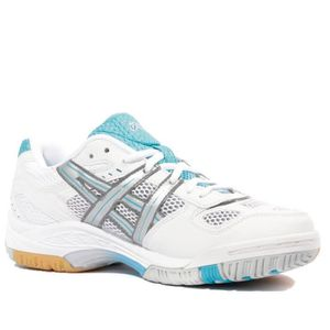 Gel Tactic Femme Chaussures Volley Ball Blanc Multicouleur 42