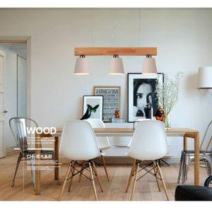 luminaire suspension bois achat vente luminaire suspension bois pas cher cdiscount. Black Bedroom Furniture Sets. Home Design Ideas