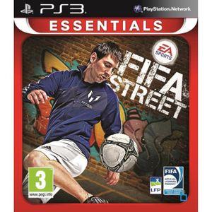 JEU PS3 FIFA STREET ESSENTIALS / PS3