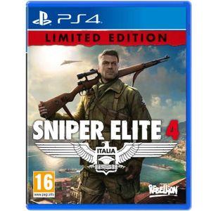JEU PS4 Sniper Elite 4 D1 Jeu PS4