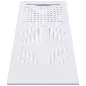 CREAZUR Receveur de douche découpable Oasis 180x80