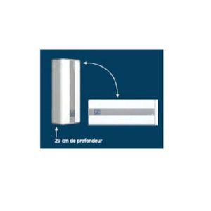 CHAUFFE-EAU CHAUFFE-EAU ELECTRIQUE ATLANTIC PLAT LINEO 80 LITR