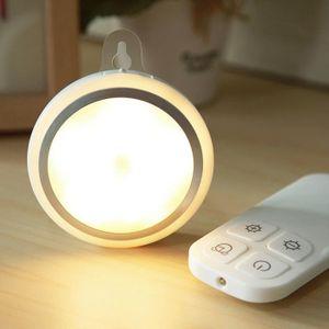 LAMPE A POSER Sans fil 5 LED Night Light Chambre Hall d'entrée L