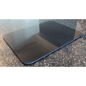 PLAN DE TRAVAIL Tuftop Plan de travail, finition lisse noir, 40cm