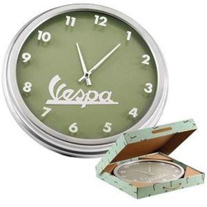 HORLOGE - PENDULE Horloge Vespa Verte
