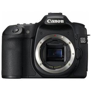 APPAREIL PHOTO RÉFLEX Canon appareil photo reflex mono-objectif numériqu