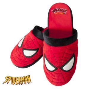 CHAUSSON - PANTOUFLE Chaussons Spiderman Unique