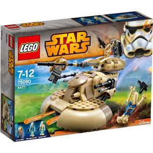 ASSEMBLAGE CONSTRUCTION LEGO® Star Wars 75080 AAT