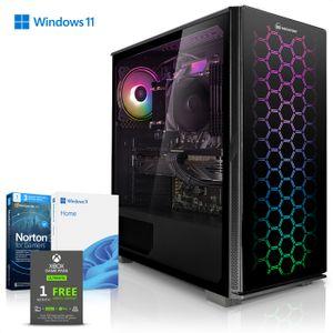 UNITÉ CENTRALE  Megaport PC Gamer Intel Core i5-9600K 6x 3.70GHz •