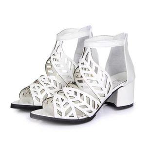 SANDALE - NU-PIEDS Stars® Sandales Femme Chaussures de Été Sandales à
