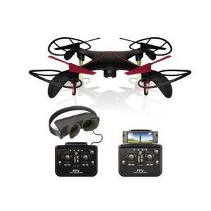 DRONE SILVERLIT - Drone Télécommandé Noir avec Caméra- B