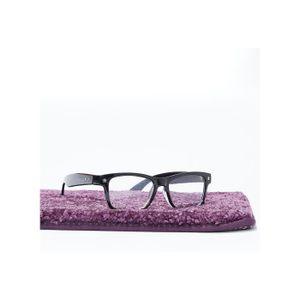TAPIS Tapis salon EPAISSIA violet 200x200, par Unamourde