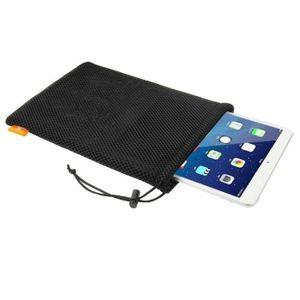 HOUSSE TABLETTE TACTILE Pochette protection housse nylon pour tablette uni