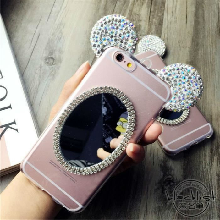 coque iphone 6 minnie 3d