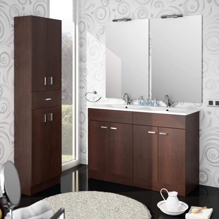 Meuble complet salle de bain motril 1200 weng achat vente salle de bain complete meuble - Meuble sdb complet ...