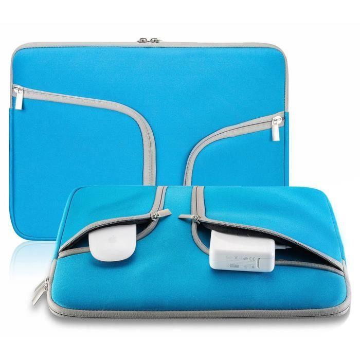 f58947314e ... Tablette Macbook Air Pro Housse Etui Sacoche Sac Sleeve - Bleu. SACOCHE  INFORMATIQUE IVENCASE 13 - 13,3 pouces Ordinateur Portable Netb