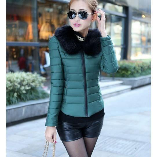 Manteau d'hiver femme fashion